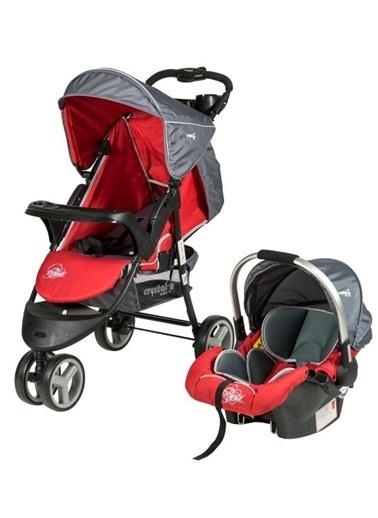 Crystal Baby 208 Sport T/S Bebek Arabası-Crystal Baby